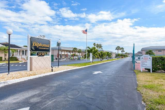 3150 N Atlantic Avenue #6880, Cocoa Beach, FL 32931 (MLS #869273) :: Premium Properties Real Estate Services