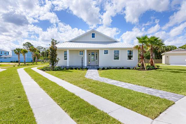 90 Lagoon Way, Titusville, FL 32780 (MLS #869558) :: Blue Marlin Real Estate