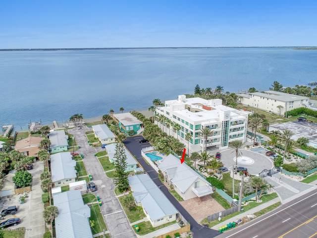 3524 S Atlantic Avenue S, Cocoa Beach, FL 32931 (MLS #869810) :: Engel & Voelkers Melbourne Central