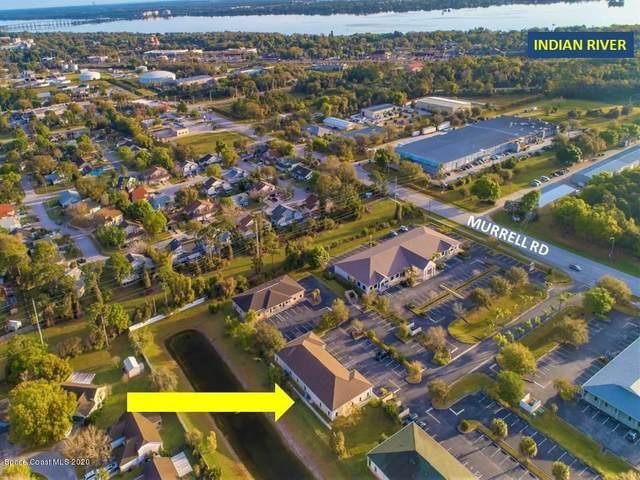 840 Executive Lane #110, Rockledge, FL 32955 (MLS #869923) :: Blue Marlin Real Estate