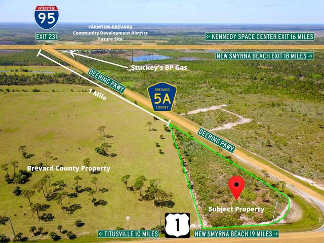 0 Us-1 And Sr-5A Deering Parkway, Mims, FL 32754 (MLS #869935) :: Blue Marlin Real Estate