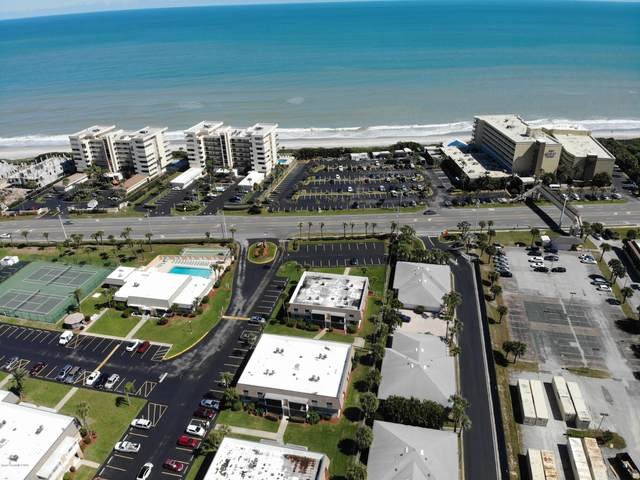 2700 N Highway A1a #3202, Indialantic, FL 32903 (MLS #870063) :: Blue Marlin Real Estate