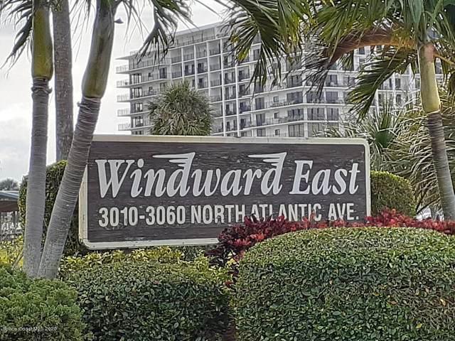 3060 N Atlantic Avenue #508, Cocoa Beach, FL 32931 (MLS #870094) :: Engel & Voelkers Melbourne Central