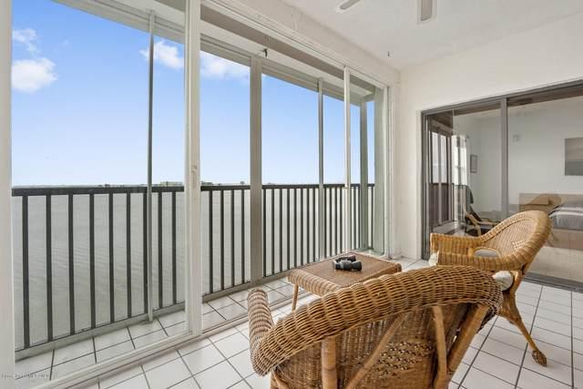 3601 S Banana River Boulevard A503, Cocoa Beach, FL 32931 (MLS #870546) :: Blue Marlin Real Estate