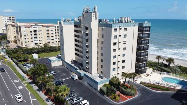 1125 Highway A1a #401, Satellite Beach, FL 32937 (MLS #870706) :: Premium Properties Real Estate Services