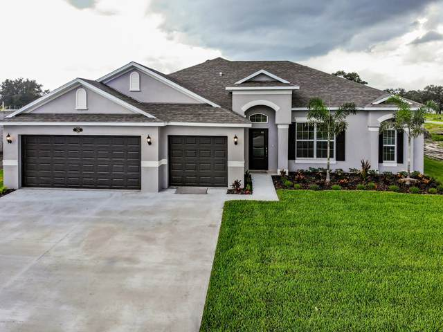 756 Dove Landing Avenue, Palm Bay, FL 32905 (MLS #871349) :: Blue Marlin Real Estate