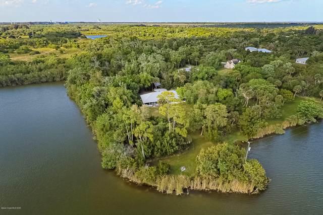 1355 Bishop Road, Merritt Island, FL 32953 (MLS #871717) :: Premium Properties Real Estate Services
