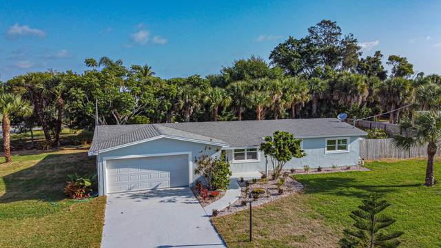 422 3rd Avenue, Melbourne Beach, FL 32951 (MLS #872142) :: Blue Marlin Real Estate