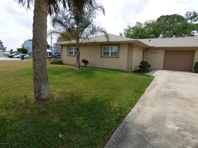 3030 Sea Gate Circle, Merritt Island, FL 32953 (MLS #872295) :: Premium Properties Real Estate Services