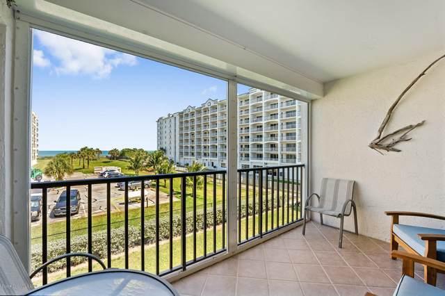 1700 N Atlantic Avenue #135, Cocoa Beach, FL 32931 (MLS #872401) :: Premium Properties Real Estate Services