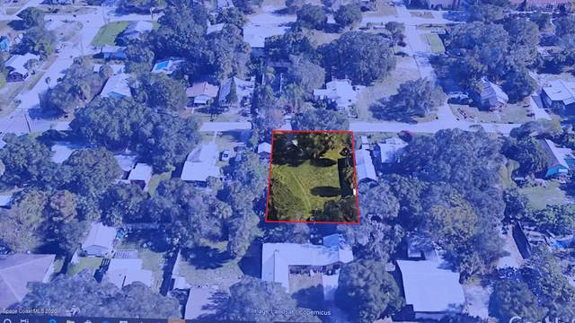 1808 Fletcher Street, Melbourne, FL 32901 (MLS #872762) :: Engel & Voelkers Melbourne Central