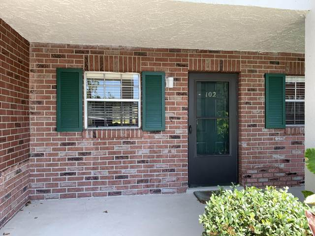 1900 Knox Mcrae Drive 102G, Titusville, FL 32780 (MLS #872804) :: Premium Properties Real Estate Services