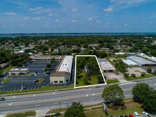 9xx N Courtenay Parkway, Merritt Island, FL 32953 (MLS #873457) :: Coldwell Banker Realty