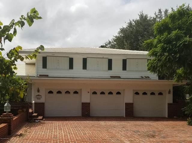 400 Rio Vista Lane, Merritt Island, FL 32952 (MLS #873483) :: Engel & Voelkers Melbourne Central