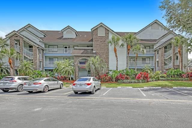 575 Shadow Wood Lane #235, Titusville, FL 32780 (MLS #873759) :: Blue Marlin Real Estate