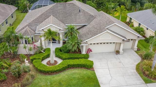 951 Fostoria Drive, Melbourne, FL 32940 (MLS #873959) :: Blue Marlin Real Estate