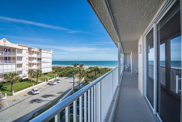 425 Buchanan Avenue #401, Cape Canaveral, FL 32920 (MLS #874115) :: Premium Properties Real Estate Services