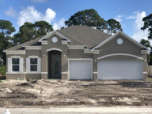 151 Edgewater Way, Merritt Island, FL 32953 (MLS #874714) :: Blue Marlin Real Estate