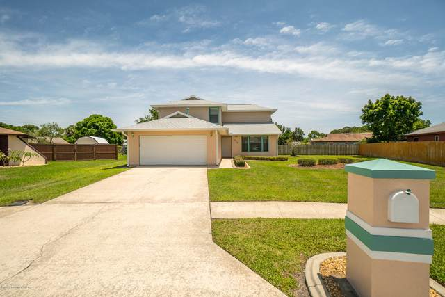 804 Laurel Drive, Rockledge, FL 32955 (MLS #874931) :: Blue Marlin Real Estate