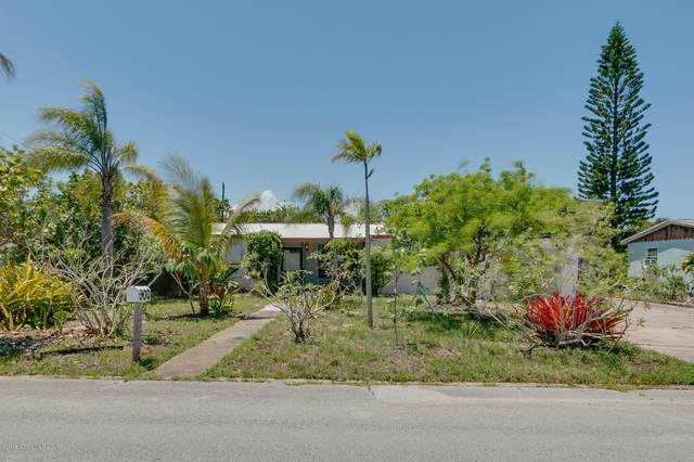 300 Pelican Drive, Satellite Beach, FL 32937 (MLS #875092) :: Engel & Voelkers Melbourne Central