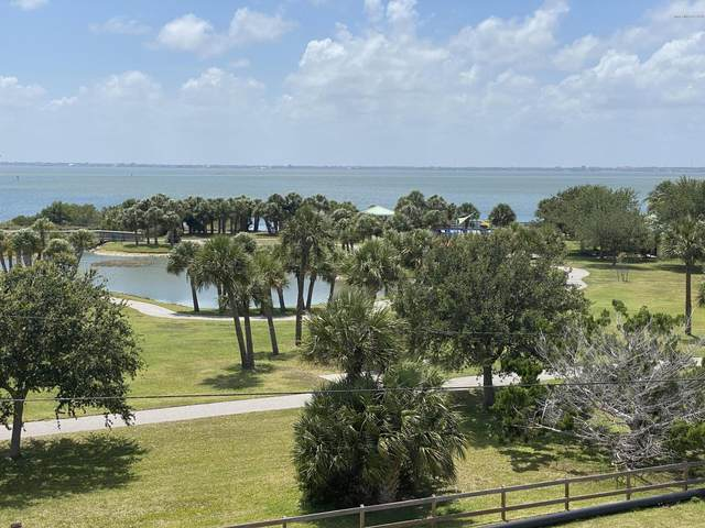 732 Bayside Drive #503, Cape Canaveral, FL 32920 (MLS #875602) :: Premium Properties Real Estate Services