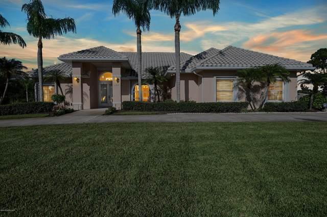 3465 Coquina Terrace, Malabar, FL 32950 (MLS #876382) :: Blue Marlin Real Estate