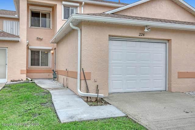 224 Forecast Lane #314, Rockledge, FL 32955 (MLS #876436) :: Blue Marlin Real Estate