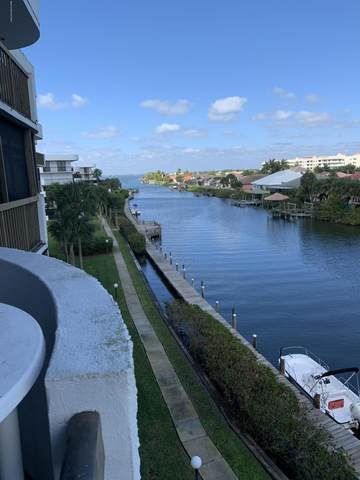 300 Columbia Drive #4061, Cape Canaveral, FL 32920 (MLS #876744) :: Blue Marlin Real Estate
