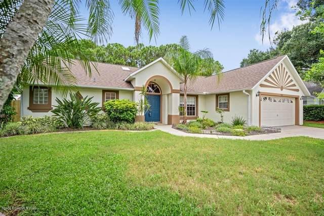 933 Osprey Lane, Rockledge, FL 32955 (MLS #877178) :: Blue Marlin Real Estate