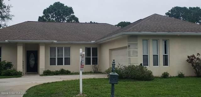 1797 Windbrook Drive SE, Palm Bay, FL 32909 (MLS #877262) :: Engel & Voelkers Melbourne Central