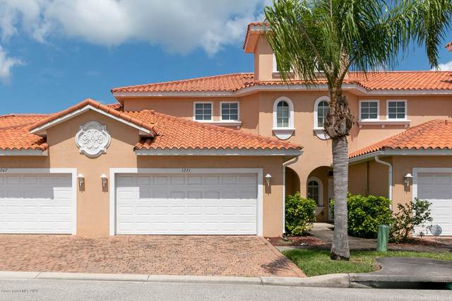 1271 Etruscan Way #110, Indian Harbour Beach, FL 32937 (MLS #877319) :: Blue Marlin Real Estate