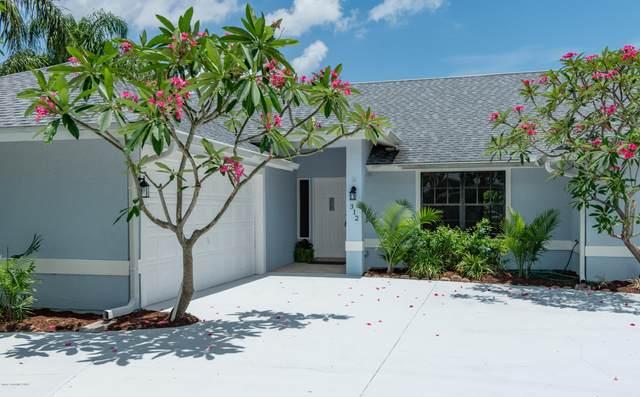 312 Second Avenue, Melbourne Beach, FL 32951 (MLS #877363) :: Blue Marlin Real Estate