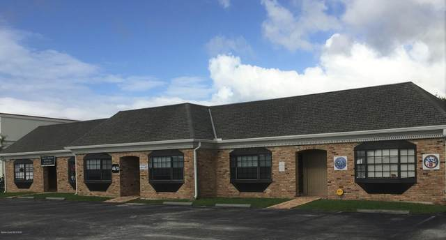 4670 Babcock Street, Palm Bay, FL 32905 (MLS #877581) :: Blue Marlin Real Estate