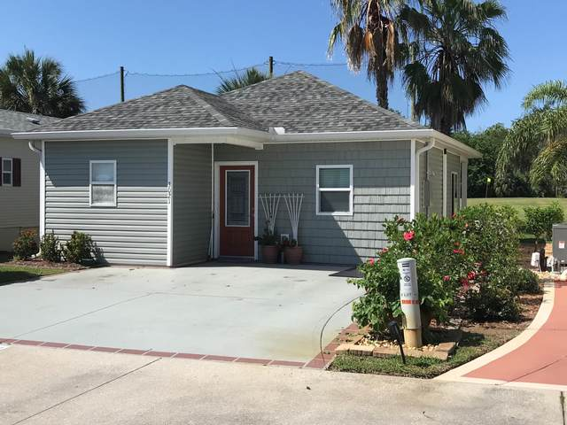 3021 Frontier Drive #103, Titusville, FL 32796 (MLS #877998) :: Coldwell Banker Realty