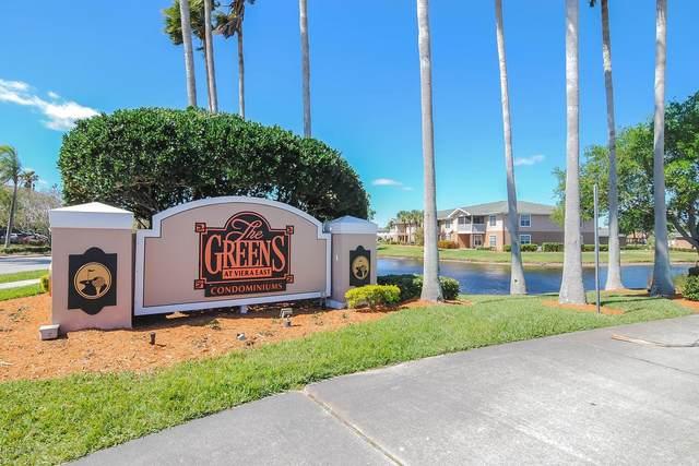 1830 Long Iron Drive #721, Rockledge, FL 32955 (MLS #878022) :: Blue Marlin Real Estate