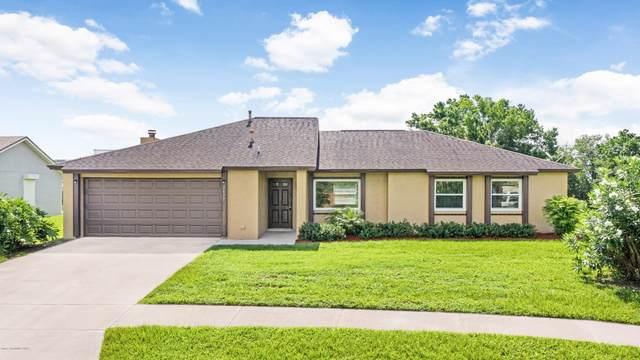 2477 Village Park Drive, Melbourne, FL 32934 (MLS #878176) :: Blue Marlin Real Estate
