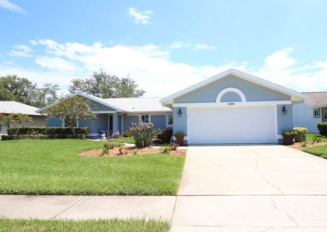 1599 Frontier Drive, Melbourne, FL 32940 (MLS #878214) :: Blue Marlin Real Estate