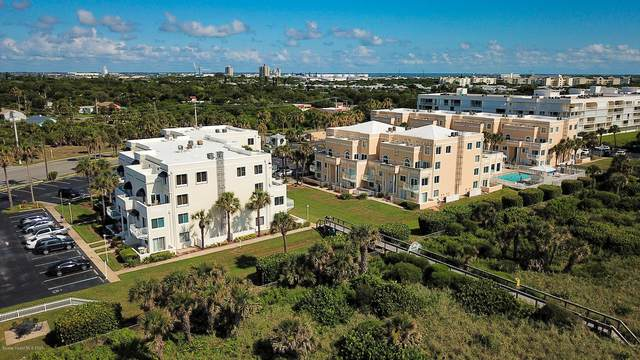 8600 Ridgewood Avenue #3310, Cape Canaveral, FL 32920 (MLS #878228) :: Engel & Voelkers Melbourne Central