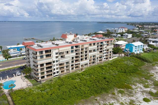 2815 S Atlantic Avenue, Cocoa Beach, FL 32931 (MLS #878299) :: Blue Marlin Real Estate