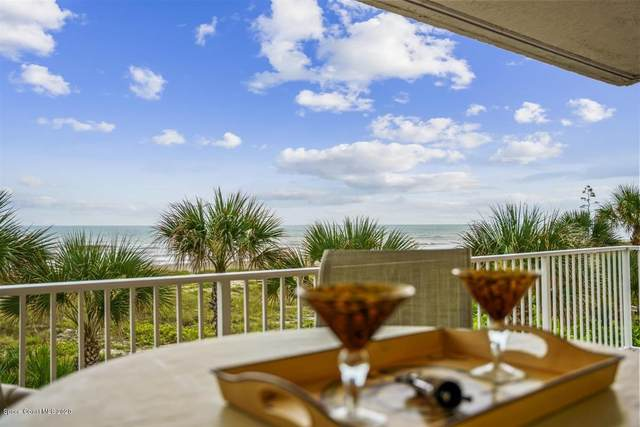 225 N Atlantic Avenue #301, Cocoa Beach, FL 32931 (MLS #878346) :: Premium Properties Real Estate Services