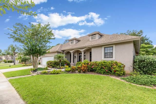 1460 Blueberry Drive, Titusville, FL 32780 (MLS #878361) :: Coldwell Banker Realty