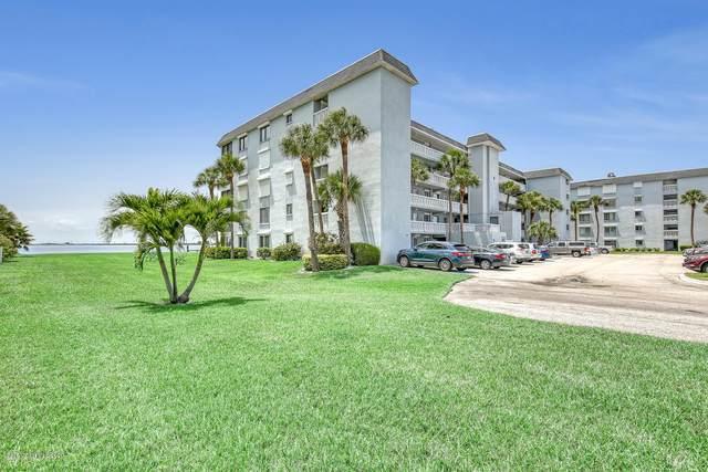 3799 S Banana River Boulevard #830, Cocoa Beach, FL 32931 (MLS #878871) :: Blue Marlin Real Estate