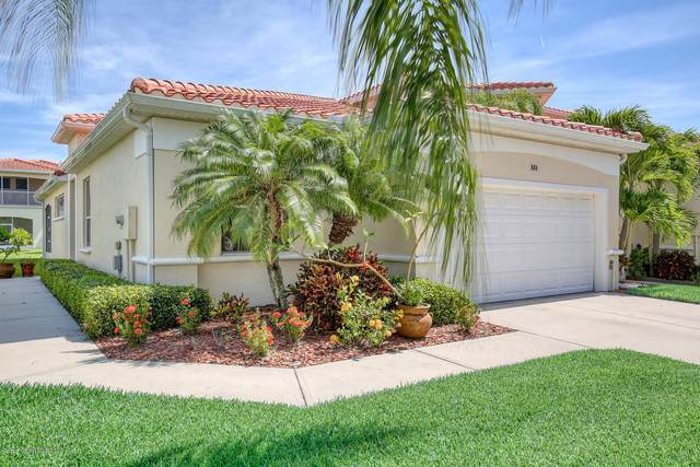 564 Casa Bella Drive #1601, Cape Canaveral, FL 32920 (MLS #879205) :: Premium Properties Real Estate Services