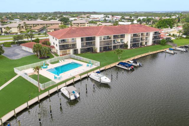 300 S Banana River Boulevard #205, Cocoa Beach, FL 32931 (MLS #879301) :: Engel & Voelkers Melbourne Central