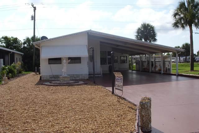 1003 Sebastian Road, Barefoot Bay, FL 32976 (MLS #879803) :: Armel Real Estate