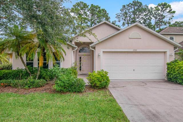 1725 Sawgrass Drive SW, Palm Bay, FL 32908 (MLS #879843) :: Blue Marlin Real Estate