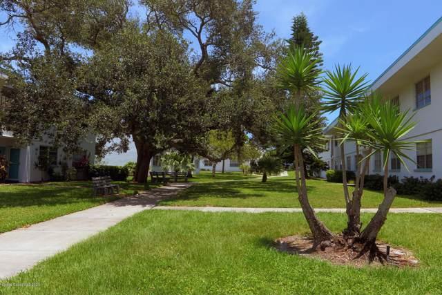 8401 N Atlantic Avenue H14, Cape Canaveral, FL 32920 (MLS #879884) :: Premium Properties Real Estate Services