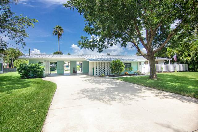 925 Trinidad Road, Cocoa Beach, FL 32931 (MLS #879962) :: Premium Properties Real Estate Services