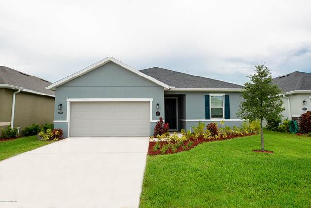 1305 Potenza Drive, West Melbourne, FL 32904 (MLS #879976) :: Blue Marlin Real Estate