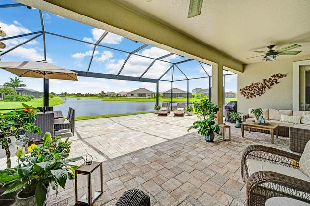 7729 Kerrington Drive, Melbourne, FL 32940 (MLS #880081) :: Premium Properties Real Estate Services